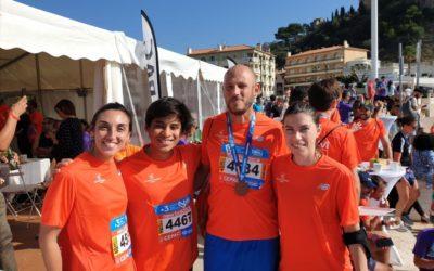 20 000 coureurs pour cette 40ème édition de Marseille-Cassis et 6 Tenergiens !