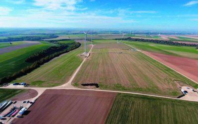 [COMMUNIQUE DE PRESSE] – Tenergie diversifie son activité  en renforçant sa présence dans l'éolien